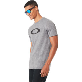 Oakley So-Mesh Ellipse T-Shirt Heren grijs
